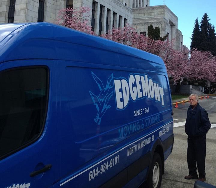 Edgemont Moving Gets Parking Permits for Downtown Vancouver Office Move